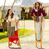 French & Indian War Encampment 2014 at Old Fort Niagara