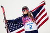 2014 Olympic Winter Games - Sochi, Russia. Women's halfpipe skiing Photo: Sarah Brunson/U.S. Ski Team