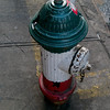 Fire hydrant in Little Italy, NYC