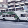 Maidstone and District 5444 Victoria Coach Stn London Sep 83