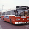 Alder Valley 247 Heathrow Bus Stn London Sep 83