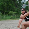 The 2014 Ontario Summer Games held in Windsor, Ontario, August 7-10, 2014. Beach volleyball held at Sandcastle on August 10, 2014. Girls Bronze Medal match between H. Larmour/E. Heeney vs A. Tsoifas/L.Monkhouse (winners).