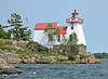 Pointe au Baril Front Range Lighthouse