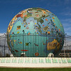 Acid Ball - Eco Earth at Riverfront Park, Salem, Oregon