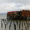 """Big Red"" Shed, Astoria Oregon"
