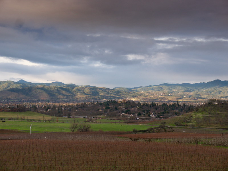 Rouge Valley from East Medford