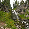 Plaikni Falls,  Crater Lake NP, Oregon