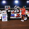 #7x Michael Davis Mini-Stock Feature Winner