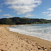 The beach at Apollo Bay