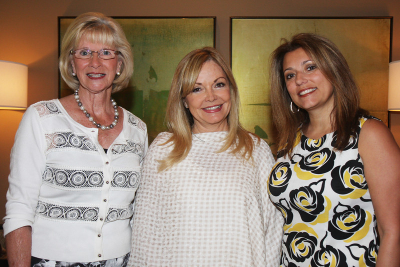 IMG_6632 Susan Susan Whelchel, Orrine Orlando and Denise Spirou