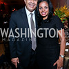 Rep. Lacy Clay, Pat Beauchemin. Photo by Tony Powell. 2014 Alvin Ailey Gala. Kennedy Center. February 4, 2014