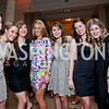 Shanna Iacovino, Jessica Borchert, Rebecca Shaw, Danielle Marzouk, Elizabeth Grazioli, Allison Cronin, Amy Merrill, Meaghan Early. Photo by Tony Powell. Artini. Corocoran Gallery of Art. March 22, 2014