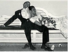 the Obamas - just married rest