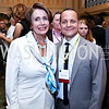 Nancy Pelosi, Adam Tenner. Photo by Tony Powell. Metro TeenAIDS Gala and Auction. Union Station. June 11, 2014
