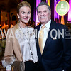 Susanna and Jack Quinn. Photo by Tony Powell. 2014 St. Jude's Gourmet Gala. Building Museum. February 25, 2014
