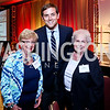 Margaret Mary Wagner, Luke Russert, Sister Lucille  Socciarelli. Photo by Tony Powell. 2014 Tim Russert Congressional Dinner. JW Marriott. May 22, 2014