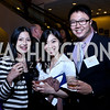 Phoebe Lo, Haoyi Chiu and Frank Chiu. Photo by Tony Powell. 2014 Tim Russert Congressional Dinner. JW Marriott. May 22, 2014