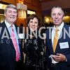 Jerry File, Patty Andringa, Washington Gas CEO Terry McCallister. Photo by Tony Powell. 2014 Tim Russert Congressional Dinner. JW Marriott. May 22, 2014