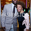 Pierre Garçon, Pandit Wright. Photo by Tony Powell. 2014 Tim Russert Congressional Dinner. JW Marriott. May 22, 2014
