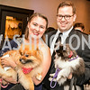 Stephanie Osborne, Caloeb Osborne, 27th Annual Bark Ball, hosted by the Washington Humane Society, Washington Hilton, Saturday, June 14, 2014.  Photo by Ben Droz.