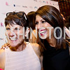 WTOP's Hillary Howard, WUSA9's Monika Samtani. Photo by Tony Powell. 2014 Newsbabes Bash for Breast Cancer. Powerhouse. June 11, 2014
