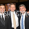 Rep. Justin Amash (R-MI), Rep Steve Daines (R-MT), Rep. Cory Gardner (R-CO) , Cosponsors of H.R. 525, Washington Press Club Foundation hosts the 70th Annual Congressional Dinner.  Mandarin Oriental Hotel, February 5, 2014.  Photo by Ben Droz.