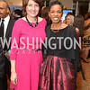 Rep. Cathy McMorris Rodgers, Rep. Donna Edwards, Washington Press Club Foundation hosts the 70th Annual Congressional Dinner.  Mandarin Oriental Hotel, February 5, 2014.  Photo by Ben Droz.