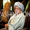 Liberian President Ellen Johnson Sirleaf. Photo by Tony Powell. Africare Fundraising Reception. Stafford Residence. May 18, 2014