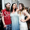 "Bayou Bakery's Kyle Pool, Jackie Raczkowski, Tressa Wiles. Photo by Tony Powell. ""American Grilled"" Premiere Party. Evans Seiver Residence. July 2, 2014"