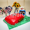 "Grill cake. Photo by Tony Powell. ""American Grilled"" Premiere Party. Evans Seiver Residence. July 2, 2014"