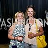 "Terri Tanielian, Lyn Stout. Photo by Tony Powell. ""American Muscle"" Screening. Angelika Pop Up. June 27, 2014"