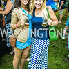 Emily Murgia, , Bevin Butler, Brew at the Zoo, at the National Zoo, Thursday, July 17, 2014, Photo by Ben Droz