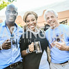 Joseph Otim, Adra Williams, Charlie Adler, Brew at the Zoo, at the National Zoo, Thursday, July 17, 2014, Photo by Ben Droz
