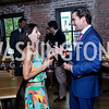 Jenn Diamond Haber, Four Seasons GM Dirk Burghartz. Photo by Tony Powell. Celebrating Summer. Eno Wine Bar. June 18, 2014