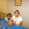 Halloween Party and pumpkin decorating. Girls' Leadership Institute, October 30, 2013.