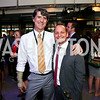 Justin Goforth, Adam Tenner. Photo by Tony Powell. EGPAF 25th Anniversary Celebration. Newseum. June 24, 2014