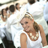 Natalia DiBona, The global phenomenon secret dinner party, Diner en Blanc, attracted over 1,300 guests all wearing white.  The Yards Park, Thursday, September 4, 2014.  Photo by Ben Droz
