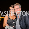 Theo Adamstein, Elena Postnikva,  Grand Re-Opening of POV Lounge at the W Hotel, Friday September 12, 2014, Photo by Ben Droz.