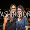Sarah Gordon, Sheila Fain, Grand Re-Opening of POV Lounge at the W Hotel, Friday September 12, 2014, Photo by Ben Droz.