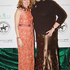 Saundra Smith and Mary Beth Tully.  Winter Ball 2014, Enchantment in the Secret Garden, March 1, 2014 - Step and Repeat.