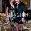 Katie Ludwick, Dr. Tina West. Photo by Tony Powell. Heroes Curing Childhood Cancer Gala. Four Seasons. February 22, 2014