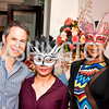 Jordan Lichman, Putry Munpuni, Frankii Perry. Photo by Tony Powell. Imagine! Masquearde Ball. Carnegie Library. October 28, 2014