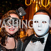 Annie Pope, Justin Jones. Photo by Tony Powell. Imagine! Masquearde Ball. Carnegie Library. October 28, 2014
