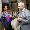 Soledad O'Brien, Sen. Jack Reed. Photo by Tony Powell. On the 60th Anniversary of the Newport Jazz Festival. National Archives. June 19, 2014