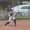 Fort Bragg Lady 'Wolves host the Lady Saints from St. Helena at Whitman Field, Tuesday, April 8. (Amy Johnston photo.)
