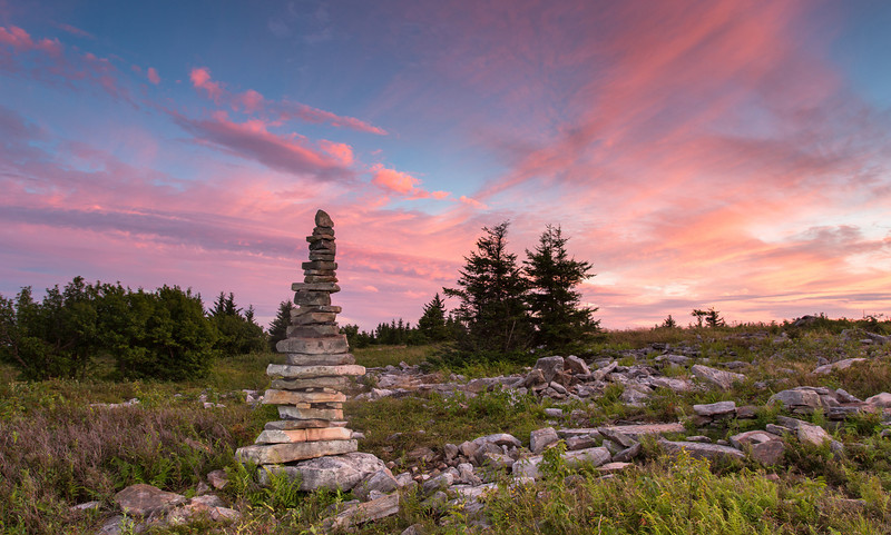 The Giant Rock Cairn