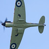 P7350 This is the last still flying Battle of Britain Spitfire still airworthy