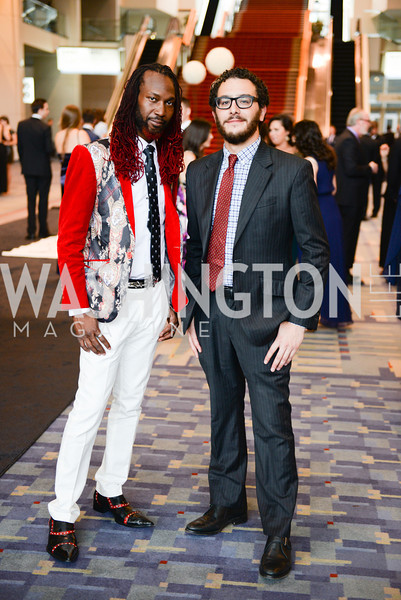 Frank Drones, Timur Sharif,  2014 RAMMY Awards at the Walter E. Washington Convention Center, Sunday, June 22nd, 2014.  Photo by Ben Droz.