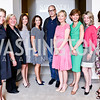 Nancy Reynolds Bagley, Leah Gansler, Sally Ein, Lindsay Ellenbogen, Reed Krakoff, Mariella Trager, Capricia Marshall, Kay Kendall, Catherine Reynolds. Photo by Tony Powell. Reed Krakoff Fashion Show and Brunch. Saks Jandel. May 18, 2014