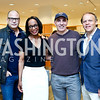 Reed Krakoff, Robin Givhan, Mitch Rales, Mark Ein. Photo by Tony Powell. Reed Krakoff Fashion Show and Brunch. Saks Jandel. May 18, 2014